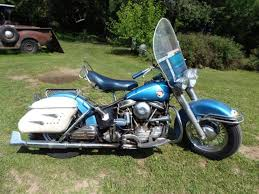 1957 harley davidson flh stock panhead for sale little falls new