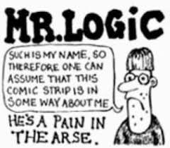 "Image result for ""Mr. Logic"" Viz"