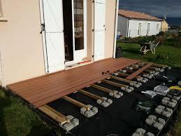 Comment Poser Une Terrasse Composite Sur Lambourdes Et Plots