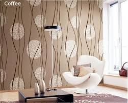 european simple circle strip 3d pvc waterproof embossed wallpaper