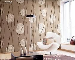 european simple circle strip 3d pvc waterproof embossed wallpaper