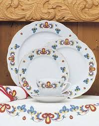 Rose Pattern China New Someday Farmer's Rose Pattern From Porsgrund Norwegian China