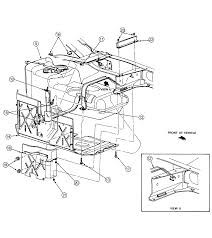 2 exploded view of the navajo fuel tank assembly