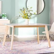 modern furniture dining table. Urijah Retro Modern Dining Table Furniture