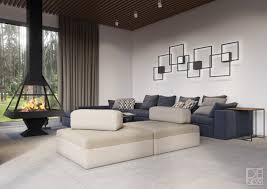 For Wall Art In Living Room 3 Luxury Homes Taking Different Approaches To Wall Art