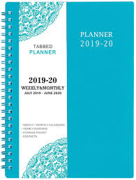 planners weekly monthly