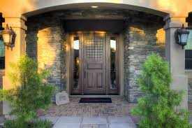 exterior front doors with sidelightsSolid Wood Front Door With Sidelights  btcainfo Examples Doors