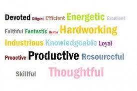 40 Words To Describe Yourself Kordurmoorddinerco Custom Good Resume Words To Describe Yourself