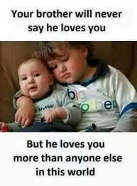 Funny Brother Quotes Interesting Top 48 Funny Sibling Quotes Page 48 Quotes Reviews