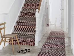 Patterned Stair Carpet Cool Quirky B Fair Isle Reiko By Margo Selby Patterned Carpets