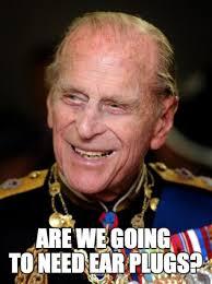 Prince Philip Quotes Unique Prince Philip's Funniest Quotes Heart