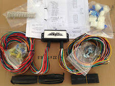harley wiring harness motorcycle parts ultima complete wiring harness 4 harley big twin and custom evo motors