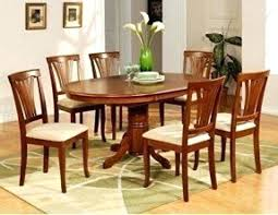 oval kitchen table set. Oval Dining Table For 6 Kitchen Person Set . I