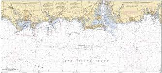Long Island Sound Pataguanset R To Seaview Beach Marine
