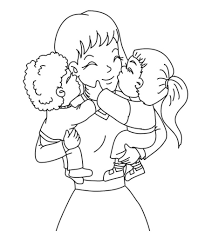 Free printable mother's day coloring pages. Top 20 Free Printable Mother S Day Coloring Pages Online