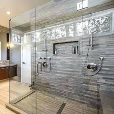 replace tub with shower large walk in porcelain tile faucet delta cartridge