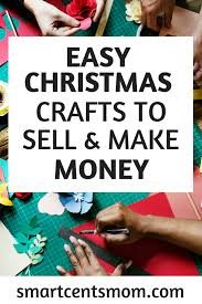 Simple Christmas Crafts To Sell Best 25 Kids Crafts To Sell Ideas Christmas Crafts To Sell