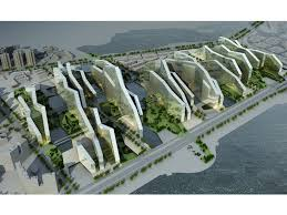 architecture design concept. Brilliant Concept Urbanandarchitecturaldesignconcept ForthecoreareaofShenzhenBaySuperCity_right_02 Intended Architecture Design Concept R