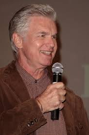 Veteran performer Kent McCord entertained the full house with stories on Farscape and his other endeavors. - Kent1