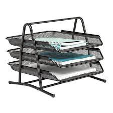 desk office file document paper. Black 3 Tier Document, File, Paper, Office Desktop Tray/Organisers Desk File Document Paper