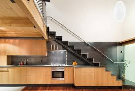 Small Picture Kitchen Under Stairs Design Home Design Ideas