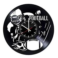 Record Gifts Amazon Com Victory Gifts Store Football Fan Gift Vinyl Record Wall
