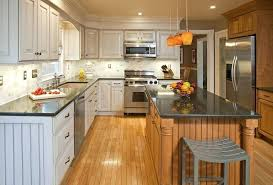 custom made kitchen cabinets cost of average per linear foot reviews brew h