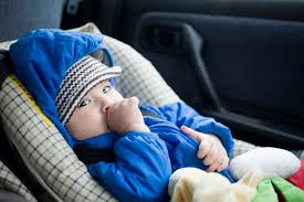 a child keep using a rear facing seat