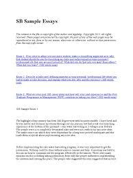 isb sample essays change management fasting