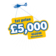 Prize Draw Tickets Join Our Lift Off Lotto North West Air Ambulance