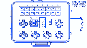 dodge dakota fuse diagram image wiring 1994 dodge dakota wiring diagram wiring diagram and hernes on 1994 dodge dakota fuse diagram