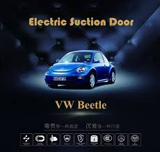 china vw beetle car door soft close automatic suction doors replacement car parts supplier