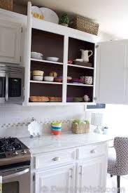 Paint Inside Kitchen Cabinets Home Design Interior