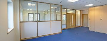 wooden office partitions. Timber Partitions Wooden Office E