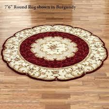 octagonal area rug 4 foot