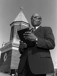 Dr. Lofton led with faith, dignity and grace till his death