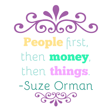 Suze Orman Quotes Money. QuotesGram via Relatably.com