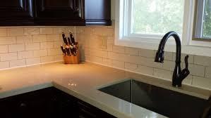 caulking kitchen backsplash. Do You Silicone Edges At Backsplash Caulking Kitchen
