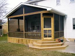 image of small front porch ideas mobile home screened porch porch designs for proportions 1280