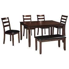 table with bench. dining room table sets with bench   kitchen seating ashley i