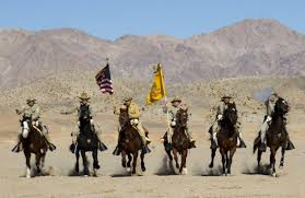 Us Army Cavalry U S Cavalry Charge Of The Field Of Battle Article The