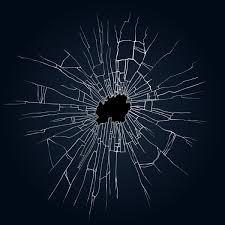 ᐈ shattered mirror art stock images