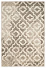 safavieh elaine woven rug gray and ivory