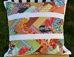 easy pillow designs. herringbone pillows easy pillow designs