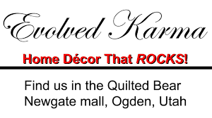 Evolved Karma Home Decor - Featured In The Quilted Bear, Ogden ... & Evolved Karma Home Decor - Featured In The Quilted Bear, Ogden, Utah Adamdwight.com