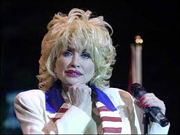 dolly parton unwigged never