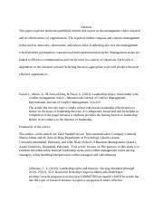 essays business environment examples
