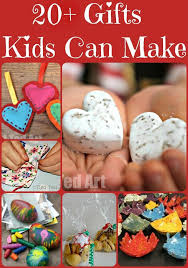 making craft gifts for christmas. christmas gifts kids can make making craft for