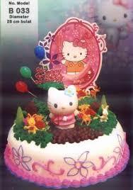 Kue Ultah Anak Mikey Mouse Birthday Cake Kue Ultah Hello Kitty