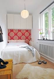 bedroom idea.  Idea Small Bedroom Ideas 5 Tips For Tiny Sleep Spaces Apartment Therapy In  Narrow Design 18 Intended Idea